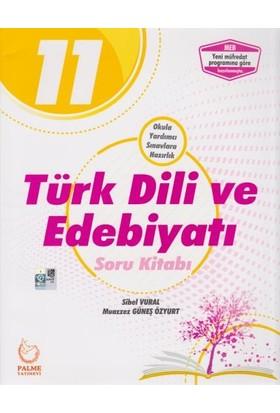 Palme 11. Sınıf Türk Dili Ve Edebiyatı Soru Kitabı Yeni 2019