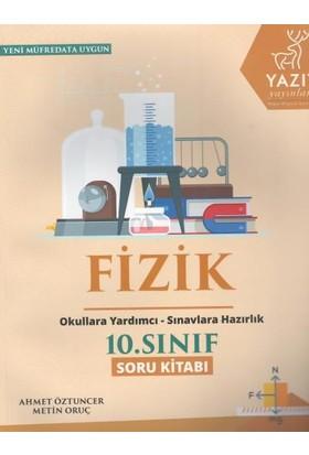 Yazıt Yayınları10. Sınıf Fizik Soru Kitabı