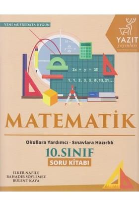 Yazıt Yayınları 10. Sınıf Matematik Soru Kitabı