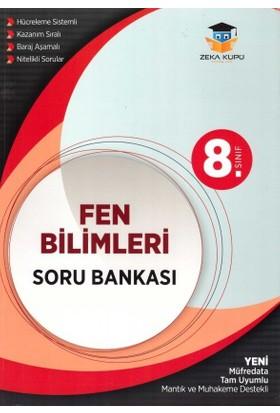 Zeka Küpü Yayınları 8.Sınıf Fen Bilimleri Soru Bankası Yeni 2019
