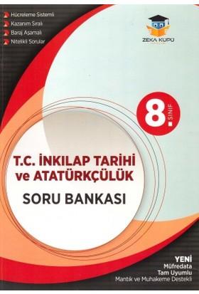 Zeka Küpü Yayınları 8.Sınıf T.C. İnkilap Tarihi Ve Atatürkçülük Soru Bankası Yeni 2019