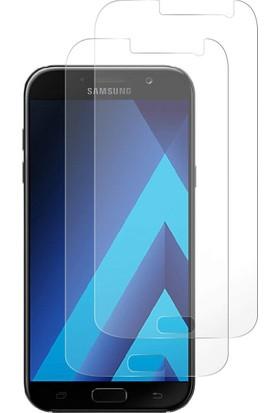 Case 4U Samsung Galaxy A7 Cam Ekran Koruyucu