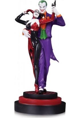 DC Collectibles Batman: Harley Quinn: The Joker & Harley Quinn Second Edition Statue