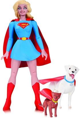 DC Collectibles Comics Designer Series Darwyn Cooke Supergirl Action Figure