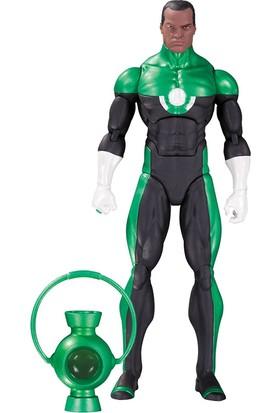 DC Collectibles Comics Icons Green Lantern John Stewart Mosaic Action Figure