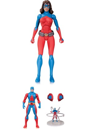 DC Collectibles DC Comics Icons Atomica Forever Evil Deluxe Action Figure