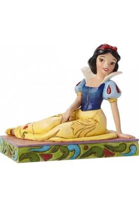 Enesco Disney Traditions Be a Dreamer Snow White Personality Pose Figurine