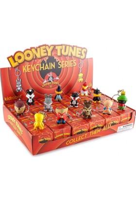 """Kidrobot Looney Tunes 1.5"""" Blindbox Anahtarlık"""