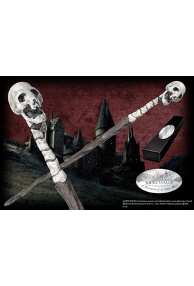 Noble Collection Harry Potter Death Eater Asa (Skull)