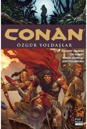 Conan 3 Özgür Yoldaşlar Türkçe Çizgi Roman