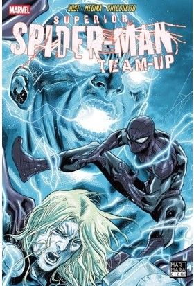 Superior Spider-Man Team-Up 2 Türkçe Çizgi Roman