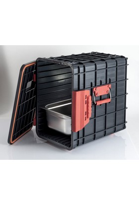Gastroplast Sanayi Tipi Küvet Gıda Taşıma Kabı ABS Termobox 100 Lt.