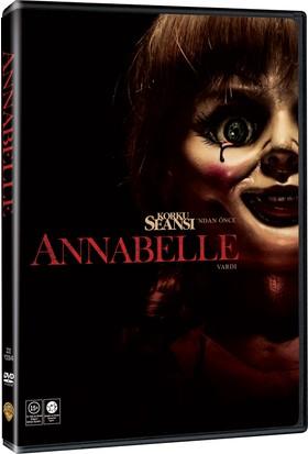 Annabelle Dvd - Annabelle