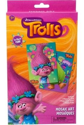 Trolls Mozaik Sanatı Seti
