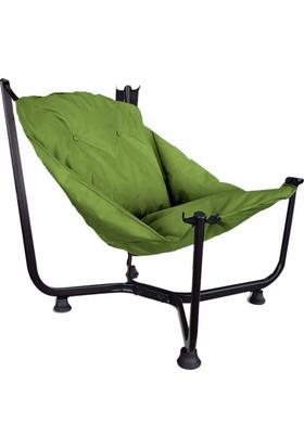 Blackstone Kullanışlı Yeşil Teras - Bahçe - Piknik - Cafe Sandalyesi