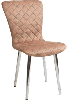 Blackstone Kahverengi Mutfak - Salon - Balkon - Oturma Odası Sandalyesi