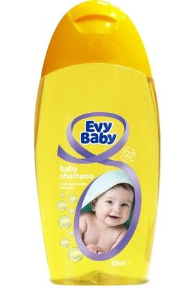 Evy Baby Bebek Şampuanı 400 ml