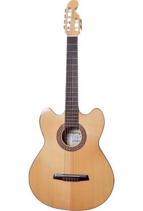 Rodriguez Elektro Klasik Gitar - RC744MNEQN