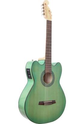 Rodriguez Elektro Klasik Gitar - RC744MNEQGR