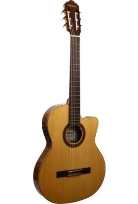 Rodriguez Masif İnce Kasa 4/4 Klasik Gitar - RC744MNEQSL