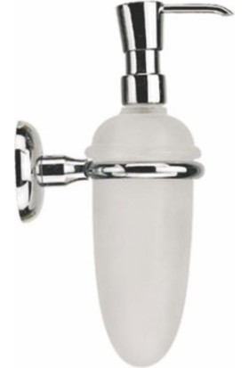 Arı Metal 7460 Cam Sıvı Sabunluk Montajlı