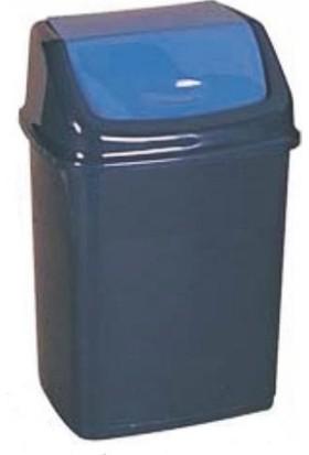 Arı Metal 7406 İtme Kapaklı Çöp Kovası Plastik 16 Litre