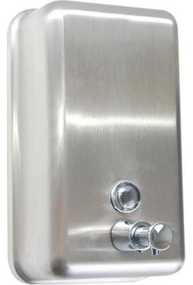 Arı Metal 7254 Paslanmaz Sıvı Sabunluk 1 Litre Mat