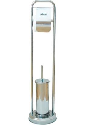 Arı Metal 7060 Ayaklı Wc Takımı Krom