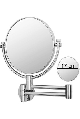 Ayaz 2202 Mafsallı Makyaj Aynası