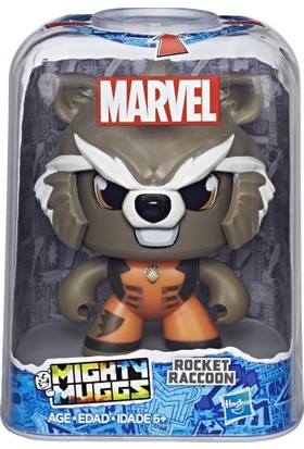Marvel Mighty Muggs Figür Rocket Raccoon