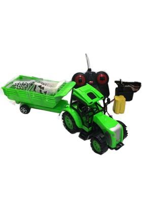 Üstün 1010 Uzaktan Kumandalı Traktör