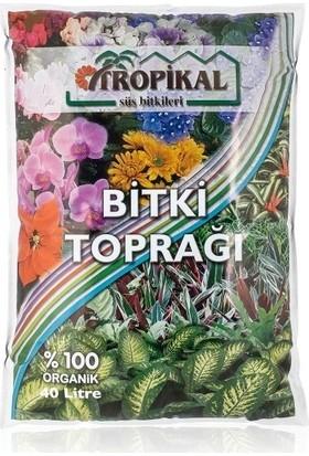 Yalova Fidan Market Tropikal ''Bitki Toprağı'' 40 Litre