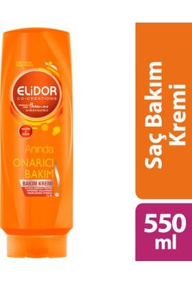 Elidor Saç Bakım Kremi Anında Onarıcı Bakim 550 ml