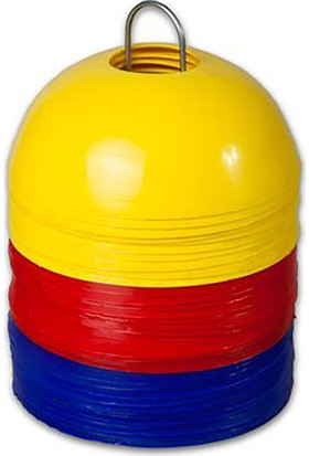 Vedsan Renkli Futbol Antrenman Çanağı Cs-574