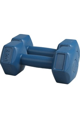 Liveup Mavi Dambıllar Ve Ağırlık Setleri Lv570-200 Dambıl Set