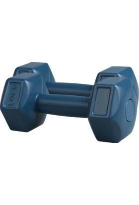 Liveup Mavi Dambıllar Ve Ağırlık Setleri Lv570-400 Dambıl Set
