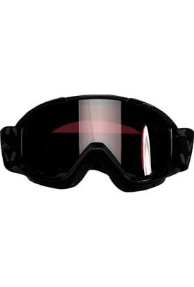 Quiksilver Siyah Kayak Gözlüğü Eqytg03046-Kvj0 Sherpa Black