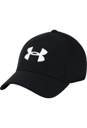 Under Armour Siyah Şapka 1305036-001 Mens Blitzing 3.0 Cap