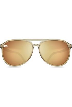 GloryFy Energizer Redbrown F2 Gold Mirror Kırılmaz Güneş Gözlüğü