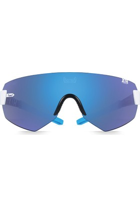 GloryFy Stratos Anthracite F3 Blue Mirror Kırılmaz Güneş Gözlüğü