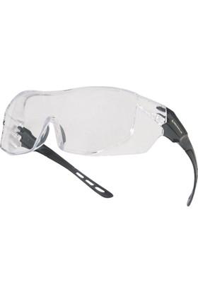 Delta Plus Hekla Clear Gözlük Üstü Gözlük