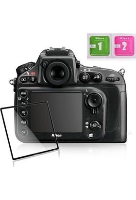 AZT Canon 1200d 1300d için Slim Ekran Koruyucu Kırılmaz Cam