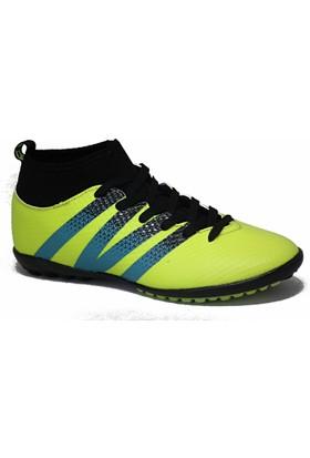 Walked Erkek Çoraplı Halısaha Ayakkabı 117-1