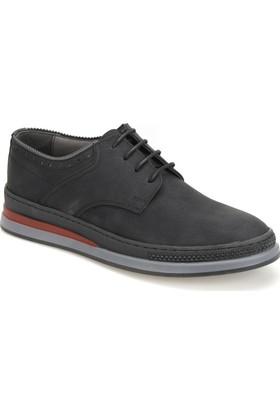Jj-Stiller 81113-2 M 2018 Siyah Erkek Ayakkabı