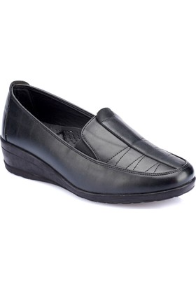 Polaris 82.150060.Z Siyah Kadın Ayakkabı