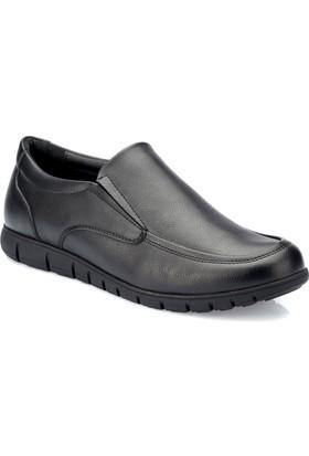 Polaris 82.150509.M Siyah Erkek Ayakkabı