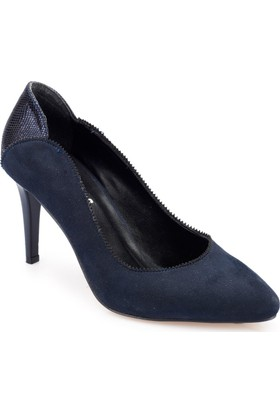 Polaris 82.312158.Z Lacivert Kadın Gova Ayakkabı