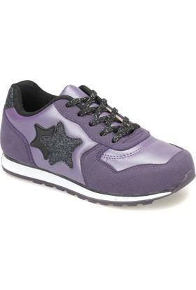 Seventeen Merta Mor Kız Çocuk Ayakkabı