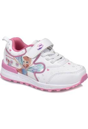 Winx Club Simba Beyaz Kız Çocuk Ayakkabı Ayakkabı