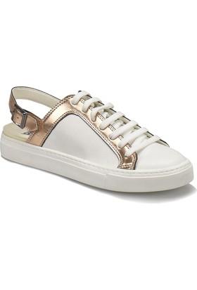 Art Bella Cs18089 Gümüş Kadın Sandalet 586